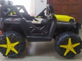 Rechargeable Motor Jeep with remote 6 Motor with Swing Function