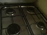4 Burners Gas Cooker With Oven