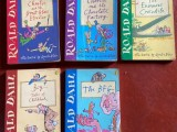 Collection of Ronald dhal and Enid Blyton books