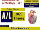 A/L ICT 2023 Group & Individual Class